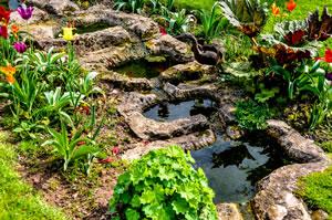 gartenteich bachlauf selber anlegen bachlauf anlegen mit, Garten und erstellen