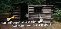 Gartenhaus Holz Pflegen | My blog