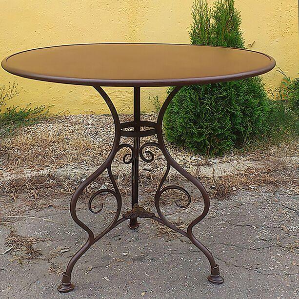 Bistro Garten Tisch »noelie« Rund • Gartentraumde