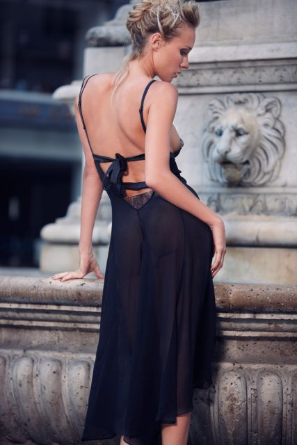 Les Chandelles lingerie — Montmartre
