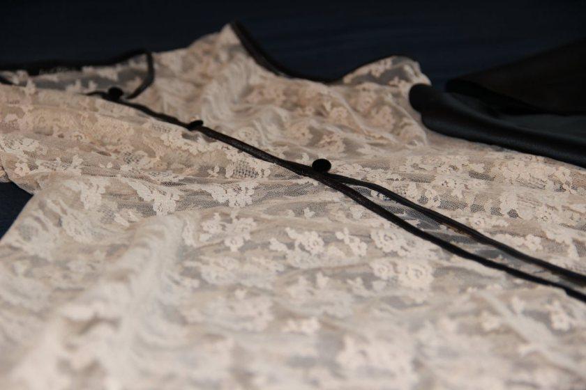 Обзор кружевного халата от бренда Amoralle