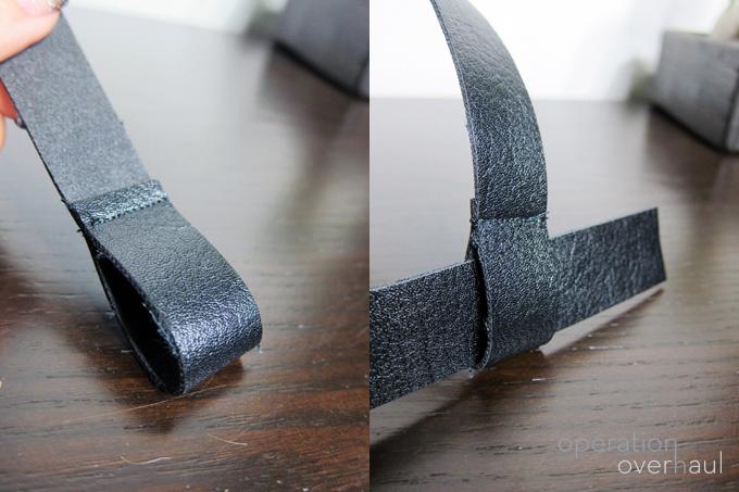 Как сделать кожаный harness своими руками. 2 способа: классический и суперлегий