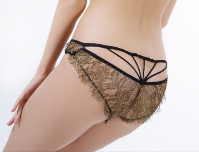 Sonata, Diva Ribbon Knicker, £70 в магазине Beautiful Undressed и на оф. сайте