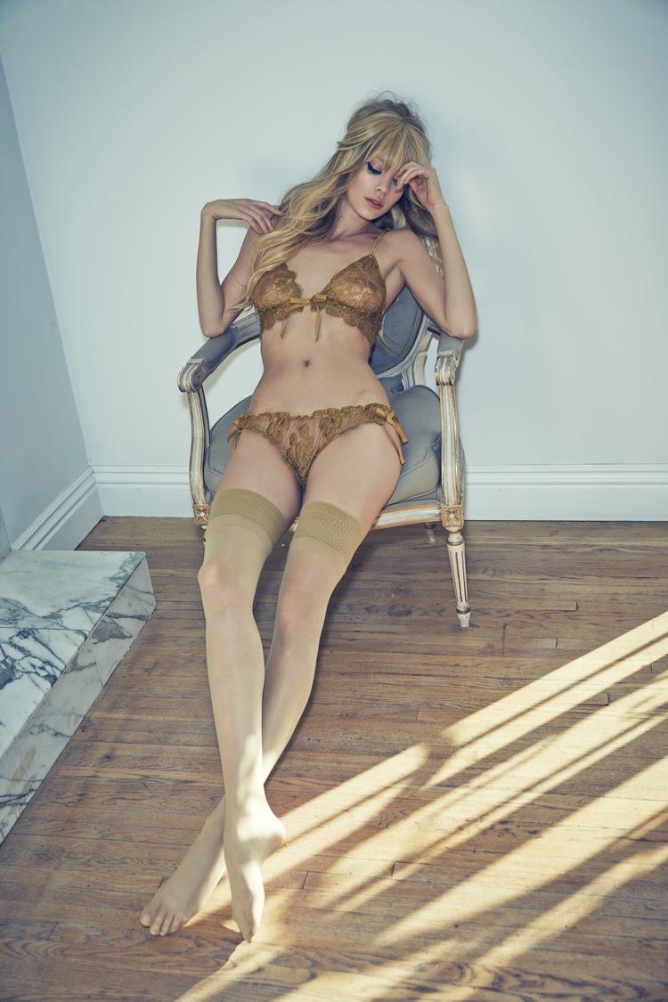 For Love & Lemons Skivvies Dream Girl ss 2015 lingerie нижнее белье