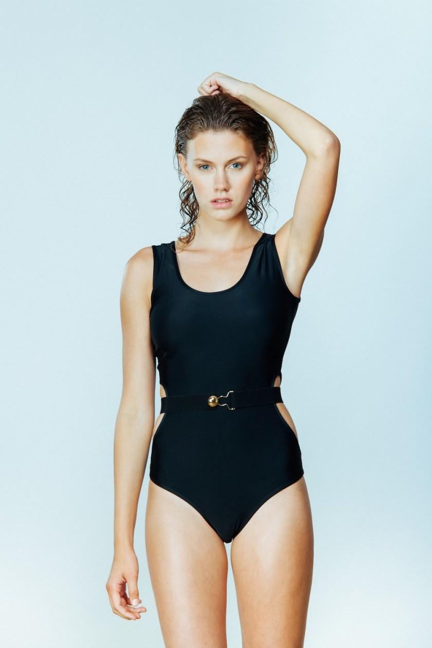 Swim Splash Swimsuit by Kriss Soonik