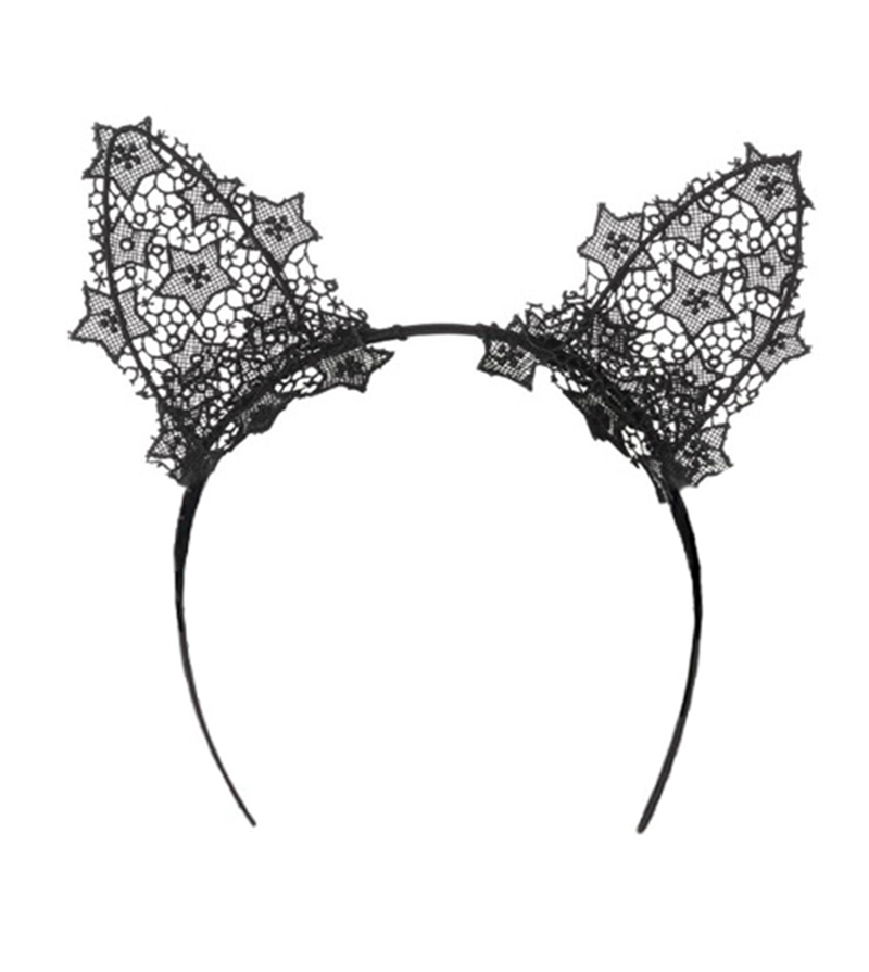 Toco Toucan Lace Cat Ears by Mimi Holliday, £135