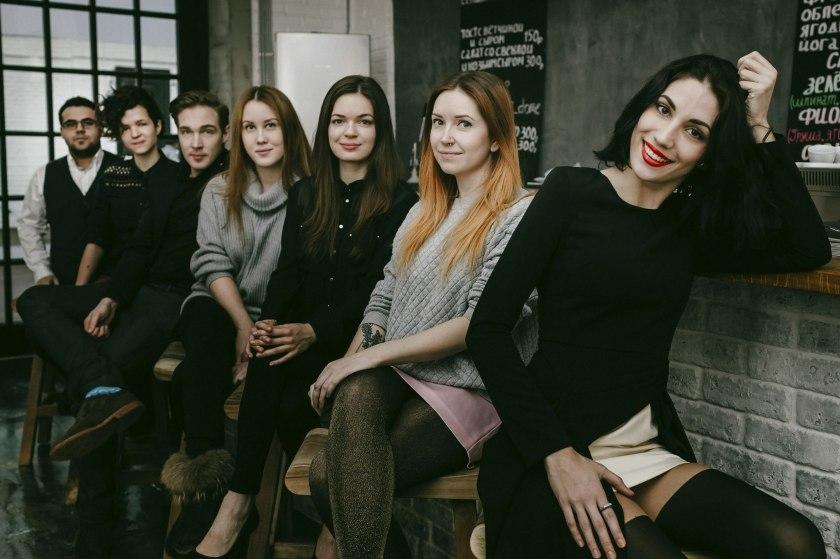 Команда Pepishop.ru