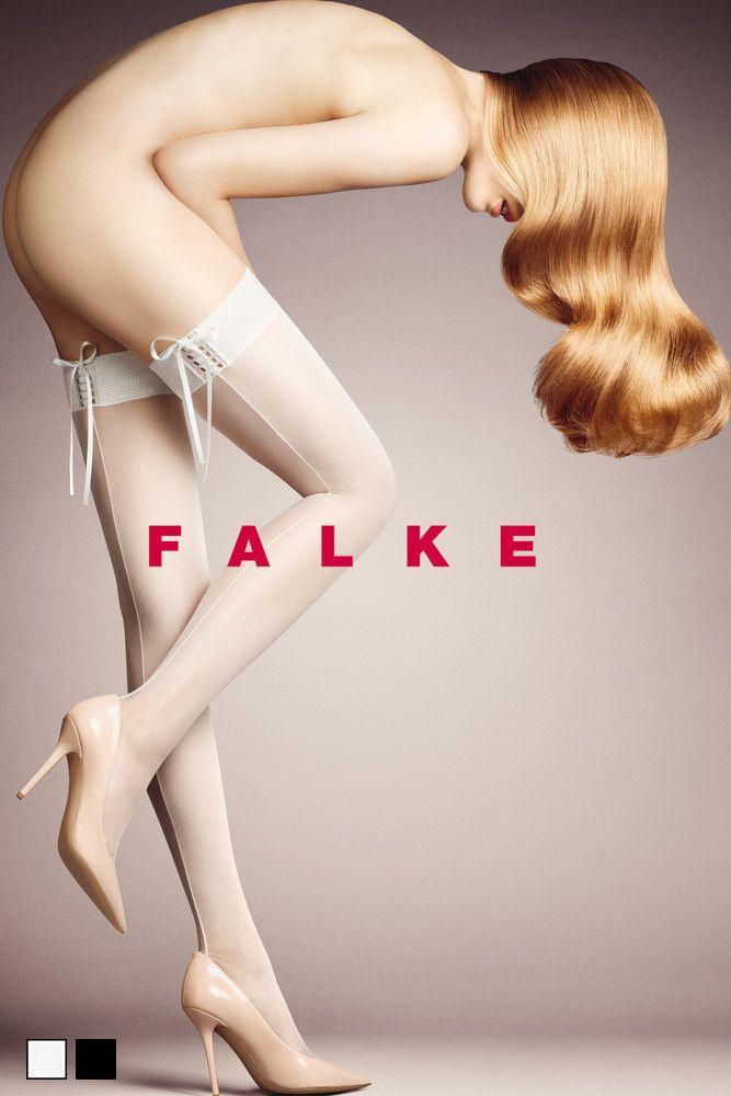 Чулки Corsage от Falke, магазин Mayfair Stockings, цена: $42.21 (около 2850 руб.)