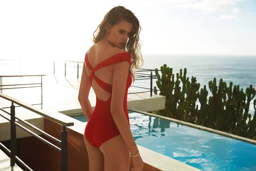 Huit SS16 swimwear, All I Want