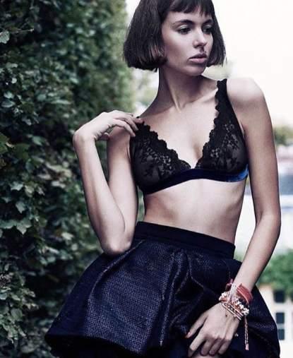 Zhilyova Lingerie, нижнее бельё от украинского бренда, созданного дизайнером Валерией Жильевой