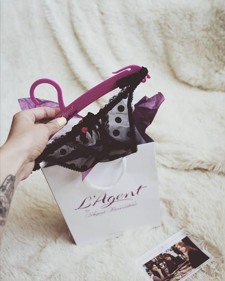 5 вопросов о нижнем белье с фэшн блоггером Лидией Фроловой