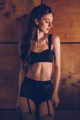 Фотообзор нижнего белья Made by Niki в журнале GB {Garterblog.ru}