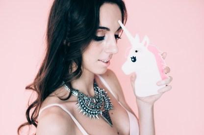 Серия будуарных фотографий «Гранж в розовых оттенках» с участием нижнего белья La Senza / Журнал GB {Garterblog.ru} Все права защищены