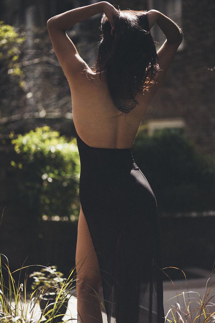La Femme Dress BY ALMEIDA $349 $209 40% off