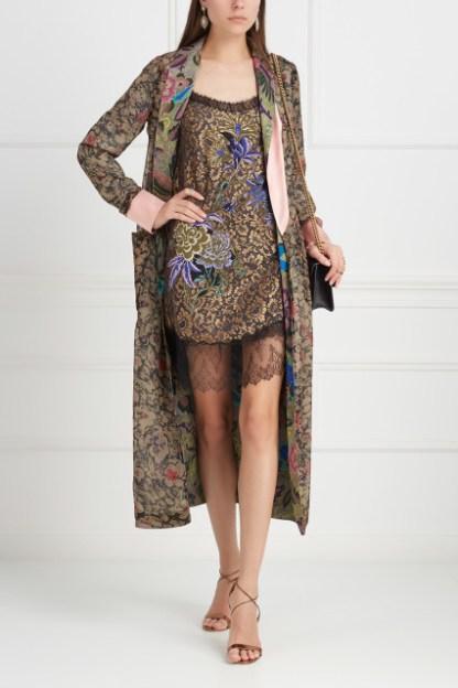 ETRO Шелковое платье 194 810 Р278 300 Р (-30%)