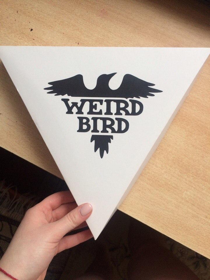Отзыв о нижнем белье Weird Bird в журнале Garterblog.ru