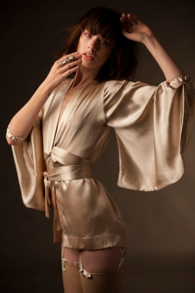 Шёлковое кимоно Ikonostas