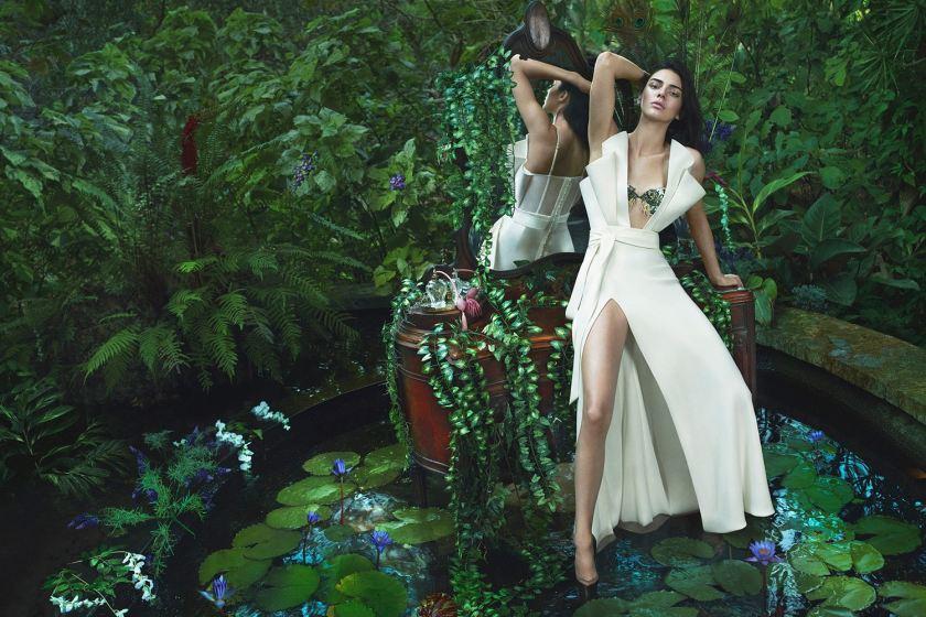 Коллекция нижнего белья Romance: La Perla, осень-зима 2017