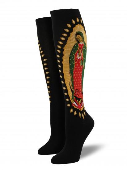 SockSmith Guadalupe Knee High Socks $10.00