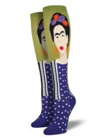 Гольфины с Фридой SockSmith Frida Knee High Socks, $10.00