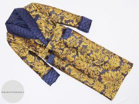 Новый бренд] Роскошные халаты в английском стиле Baturina Homewear