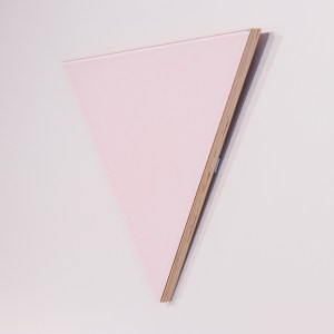 Blush, Glass and Wood (2020)