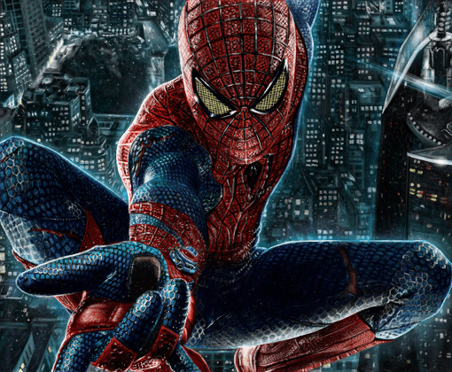 The Amazing SpiderMan PUni  Desenho de _sazon_  Gartic