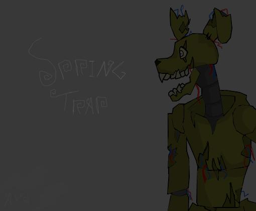SpRiNg TrAp  Desenho de ayayamiyo  Gartic