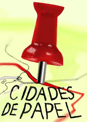 CIDADES DE PAPEL  Desenho de fantasticwonka  Gartic