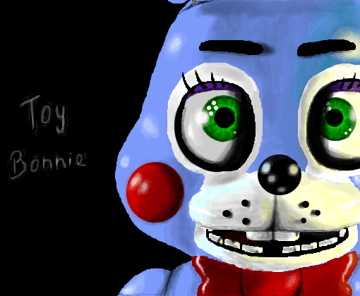 Toy Bonnie  Desenho de harukoneoblaze  Gartic