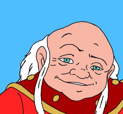 mestre dos magos  Desenho de nerddascoisas  Gartic