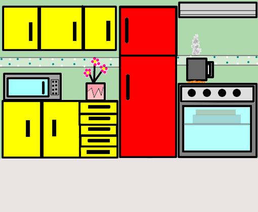Cozinha  Desenho de ni_c  Gartic
