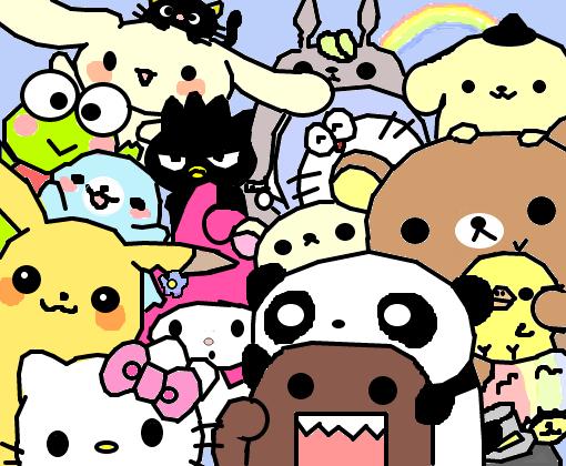 Cute Anime Wallpaper Android Kawaii Desenho De Yoseob04 Gartic