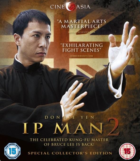 Yip Man 2 aka IP Man (2010) – IZTOK GARTNER IN NJEGOV FILMSKO GLASBENI SVET