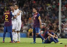 Kalah dari Barcelona, Supporter Madrid Cegat Pemain Madrid