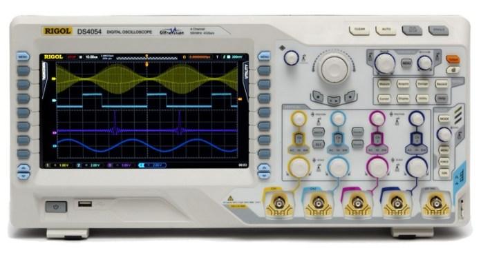Memilih Alat Oscilloscope