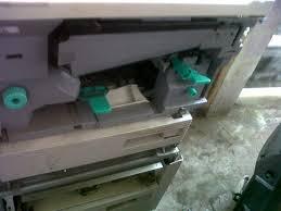 Mengatasi Error E005 Pada Mesin Fotocopy Canon iR