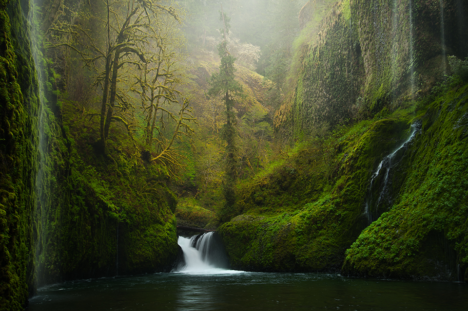 Eagle Creek Columbia River Gorge