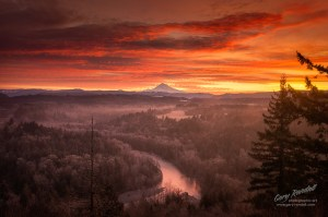 Mount Hood Sandy Oregon