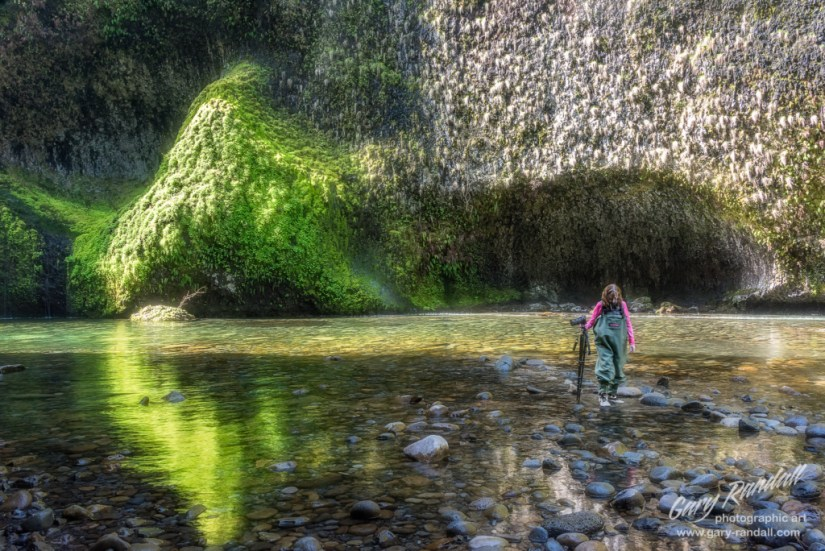 Eagle Creek Columbia Gorge Oregon