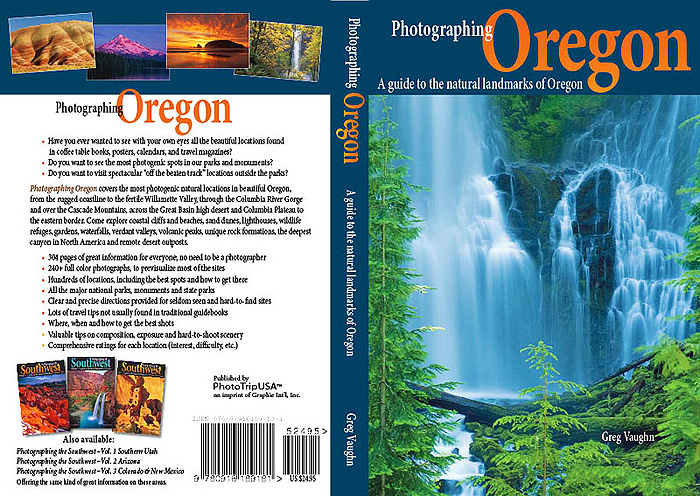 Photographing Oregon