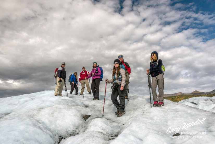 Matanuska Glacier Workshop 2016