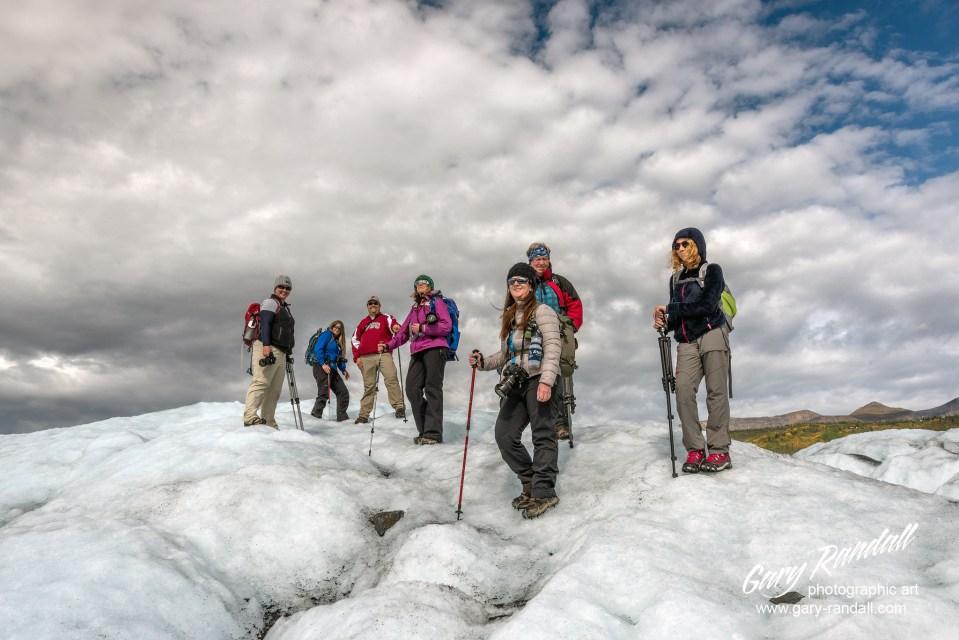 Matanuska Glacier Workshop 2016