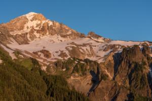 Mt Hood at 50mm