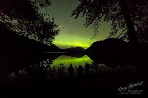 Upper Trail Lake Kenai Alaska