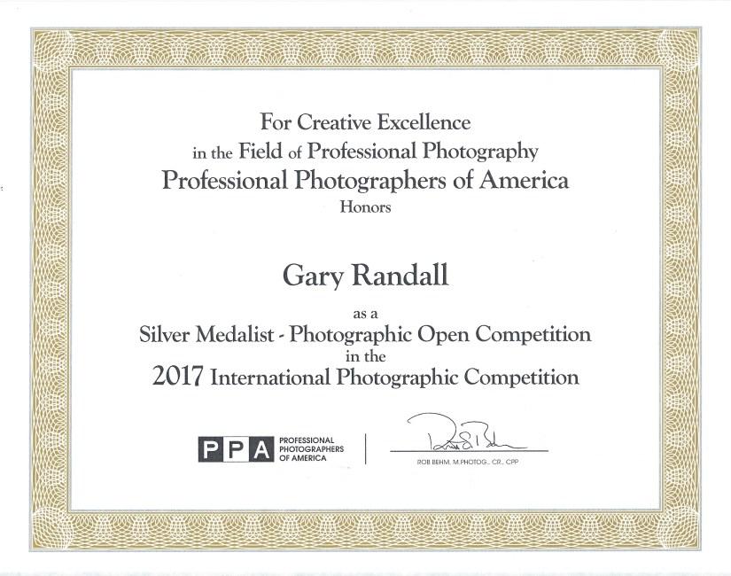 PPA Award 2017