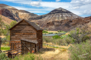 Owyhee Country in Eastern Oregon