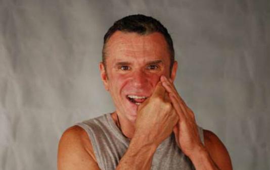 happy face yoga # 10