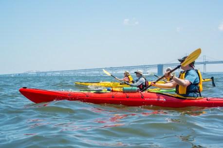 REI Chesapeake Bay Lighthouse Tour, Sandy Point State Park