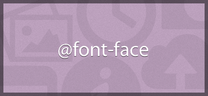 Icons as Fonts for Responsive Design